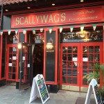 Scallywags NYC exterior