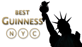 Best Guinness NYC logo