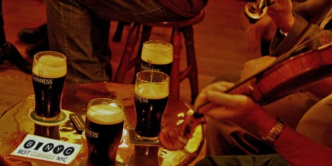 Live Irish music NYC
