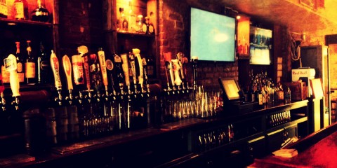 The Gramercy House bar NYC